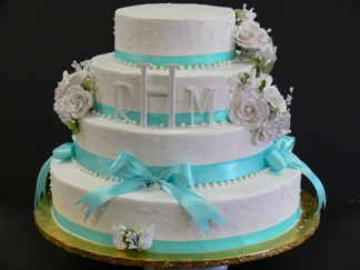 wedding cakes 4 tier round veniero s wedding cakes 23754