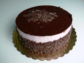 Veniero Chocolate Fudge Mousse Cake