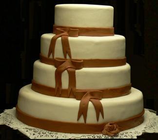 Veniero\'s: Wedding Cakes